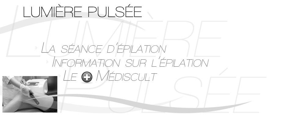 Epilation lumière pulsée Avignon